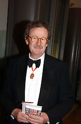 PROF.SIR CHRISTOPHER FRAYLING at The Royal Academy dinner before the official opening of the Summer Exhibition held at the Royal Academy of Art, Burlington House, Piccadilly, London W1 on 6th June 2006.<br />