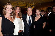 EVA HERZIGOVA; DARIA WERBOWY; MARIO TESTINO; KATE WINSLET, Mario Testino exhibition.  Hosted by Vanity Fair Spain and Lancome. Thyssen-Bornemisza Museum (Paseo del Prado 8, Madrid.20 September 2010.  -DO NOT ARCHIVE-© Copyright Photograph by Dafydd Jones. 248 Clapham Rd. London SW9 0PZ. Tel 0207 820 0771. www.dafjones.com.
