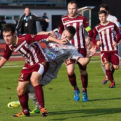 20121125: SLO, Football - PrvaLiga NZS, NK Triglav vs NK Aluminij