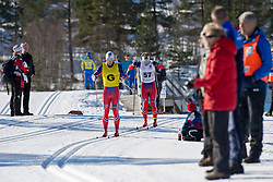 BYE Eirik Guide: HELLERUD KM, NOR, Middle Distance Cross Country, 2015 IPC Nordic and Biathlon World Cup Finals, Surnadal, Norway