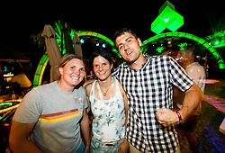 Party in Alaya during Day 8 of ATP Challenger Zavarovalnica Sava Slovenia Open 2018, on August 10, 2018 in Sports centre, Portoroz/Portorose, Slovenia. Photo by Vid Ponikvar / Sportida