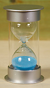 modern colourful sand Hourglass