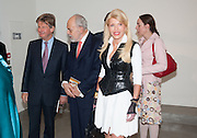 JOHN ERLE- DRAX; GILBERT LLOYD; ELFIE LLOYD; , Pilar Ordovas hosts a Summer Party in celebration of Calder in India, Ordovas, 25 Savile Row, London 20 June 2012