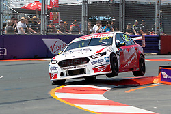 October 19, 2018 - Gold Coast, QLD, U.S. - GOLD COAST, QLD - OCTOBER 19: Will Davison in the Milwaukee Racing Ford Falcon during Friday practice at The 2018 Vodafone Supercar Gold Coast 600 in Queensland on October 19, 2018. (Photo by Speed Media/Icon Sportswire) (Credit Image: © Speed Media/Icon SMI via ZUMA Press)