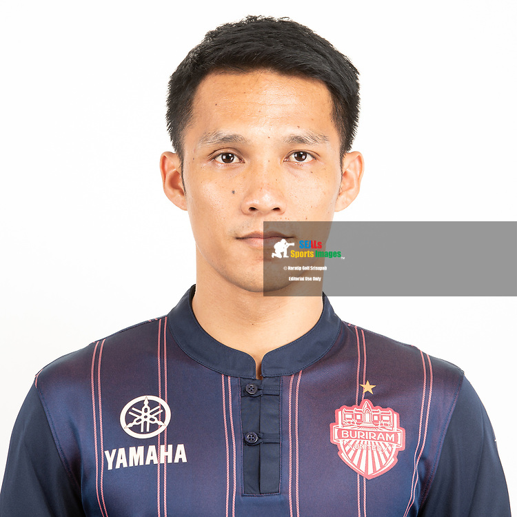 THAILAND - JUNE 26: Jakkaphan Kaewprom #10 of Buriram United on June 26, 2019.<br /> .<br /> .<br /> .<br /> (Photo by: Naratip Golf Srisupab/SEALs Sports Images/MB Media Solutions)