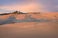 Sunset on Oregon Dunes National Recreation Area