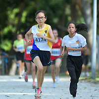 Bedok Reservoir Park, Wednesday, March 22, 2017 &mdash; Nan Hua High School stormed to its very first National Schools Cross Country Championship, beating more fancied names to the B Division girls title.<br />