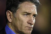 Nottingham Forest manager Philippe Montanier during the EFL Sky Bet Championship match between Nottingham Forest and Newcastle United at the City Ground, Nottingham, England on 2 December 2016. Photo by Jon Hobley.