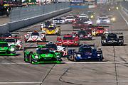 March 15-17, 2018: Mobil 1 Sebring 12 hour. Start of the Sebring 12 hour.