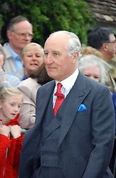 GEOFFREY VAN CUTSEM at the wedding of Laura Parker Bowles to Harry Lopes held at Lacock, Wiltshire on 6th May 2006.<br />