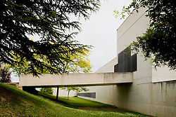 Facultad CCSS UNAV. Pamplona. Vicens - Ramos Architects