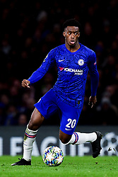 Callum Hudson-Odoi of Chelsea  - Mandatory by-line: Ryan Hiscott/JMP - 10/12/2019 - FOOTBALL - Stamford Bridge - London, England - Chelsea v Lille - UEFA Champions League group stage