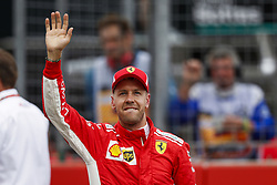 July 21, 2018 - Hockenheim, Germany - Motorsports: FIA Formula One World Championship 2018, Grand Prix of Germany, .#5 Sebastian Vettel (GER, Scuderia Ferrari) (Credit Image: © Hoch Zwei via ZUMA Wire)