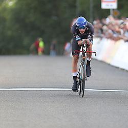 21-06-2017: Wielrennen: NK Tijdrijden: Montferland     <br /> s-Heerenberg (NED) wielrennen  <br />Dion Beukeboom