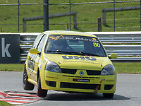 #80 Danny ROUGH Renault Clio 182  during K-Tec Racing Clio 182 Championship as part of the 750 Motor Club at Oulton Park, Little Budworth, Cheshire, United Kingdom. April 14 2018. World Copyright Peter Taylor/PSP.