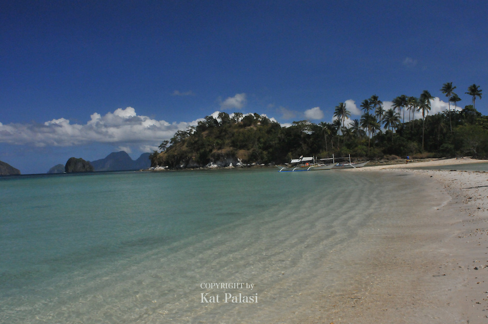 Palawan, Philippines is the last frontier for biodiversity in the country.It has pristine islands and beautiful white beaches.