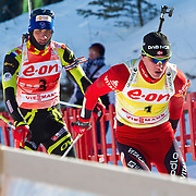 IBU World Cup Biathlon - Men's Mass Start