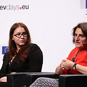 20160615 - Brussels , Belgium - 2016 June 15th - European Development Days - Climate and development - Getting to zero poverty and zero emissions - Teresa Ribera , Director , Institut du Developpement Durable et des Relations Internationales © European Union