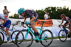 Tayler Wiles (USA) roars up Hankaberg at Lotto Thuringen Ladies Tour 2018 - Stage 5, a 102.9 km road race starting and finishing in , Germany on June 1, 2018. Photo by Sean Robinson/velofocus.com