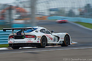 #33 Riley Motorsports Dodge Viper SRT: Ben Keating, Jeroen Bleekemolen