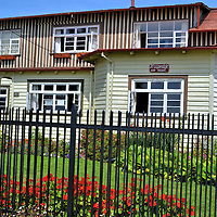 Rooms For Rent in German House in Frutillar, Chile <br />