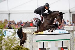 HOUTZAGER Marc (NED), Sterrehof's Baccarat<br /> Hagen - Horses and Dreams meets the Royal Kingdom of Jordan 2018<br /> Grosser Preis der DKB Qualifikation DKB-Riders Tour<br /> 30 April 2018<br /> www.sportfotos-lafrentz.de/Stefan Lafrentz