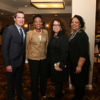 Mike Isaacson, Marquetta Anderson, Heather Edwards, Dorothy Powell