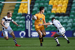 Ross Neal of Wasps in action - Mandatory byline: Patrick Khachfe/JMP - 07966 386802 - 14/09/2019 - RUGBY UNION - Franklin's Gardens - Northampton, England - Premiership Rugby 7s (Day 2)