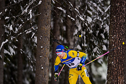 March 9, 2019 - –Stersund, Sweden - 190309 Jesper Nelin of Sweden competes in the Men's 10 KM sprint during the IBU World Championships Biathlon on March 9, 2019 in Östersund..Photo: Petter Arvidson / BILDBYRÃ…N / kod PA / 92252 (Credit Image: © Petter Arvidson/Bildbyran via ZUMA Press)