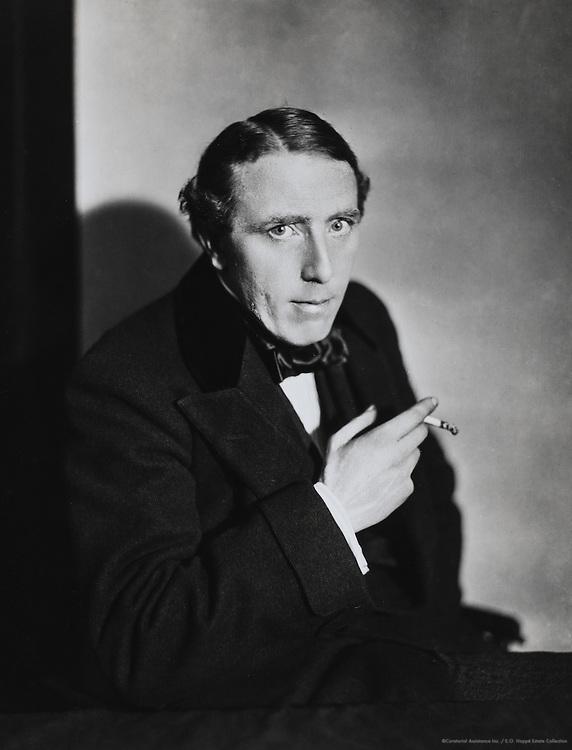 George Belcher, artist, England, UK, 1912