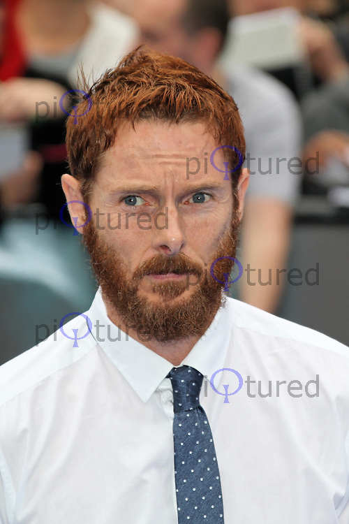 LONDON - MAY 31: Sean Harris attends the World Film Premiere of 'Prometheus' at the Empire Cinema, Leicester Square, London, UK. May 31, 2012. (Photo by Richard Goldschmidt)
