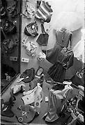 29/03/1963<br /> 03/29/1963<br /> 29 March 1963<br /> Du Pont Orlon fashion week window displays at Gaffney's, Bray, Co. Wicklow.