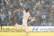 Cricket - India v England 4th Test Day 3 at Mumbai