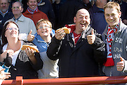 Brechin City v Ayr United, IRN BRU Scottish Football League 1st/2nd Division Play Off Final 2nd leg at Glebe Park..© David Young Photo.5 Foundry Place.Monifieth.Angus.DD5 4BB.Tel: 07765252616.email: davidyoungphoto@gmail.com.http://www.davidyoungphoto.co.uk