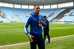 Jonson Clarke-Harris of Bristol Rovers arrives at Coventry City - Mandatory by-line: Robbie Stephenson/JMP - 07/04/2019 - FOOTBALL - Ricoh Arena - Coventry, England - Coventry City v Bristol Rovers - Sky Bet League One