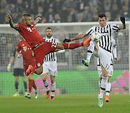 Juventus v Bayern Munich 230216