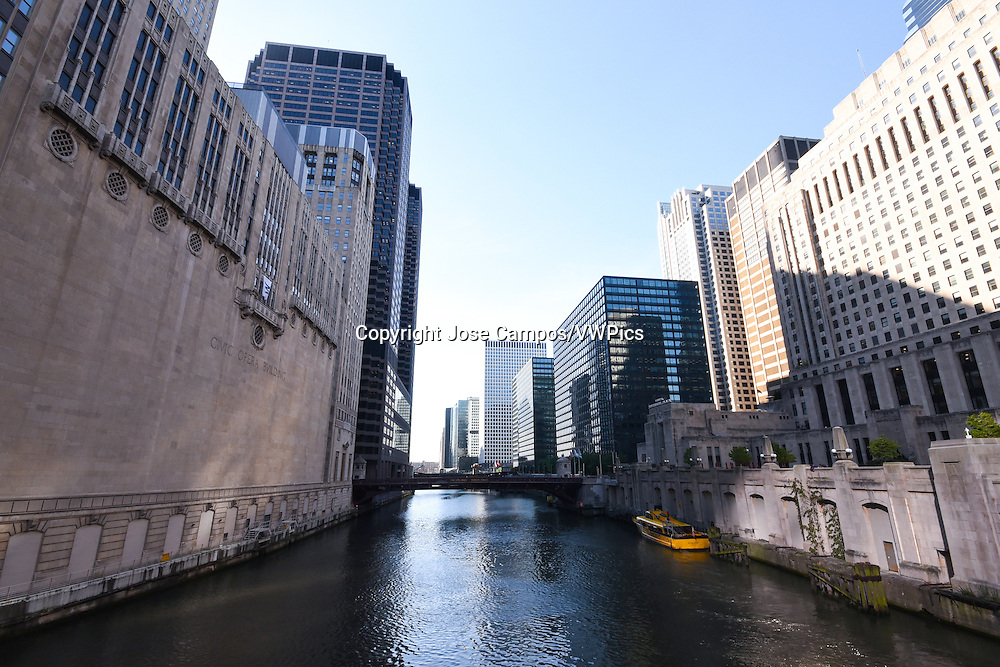 The Civic Opera House is an opera house located at 20 North Wacker Drive in Chicago. It is part of a structure which contains a 45-story office tower and two 22-story wings, known as the Civic Opera Building.