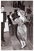 Kloskk Kan, Francis Keare, Oyster Ball, Whitbread Brewery, 15.03.83© Copyright Photograph by Dafydd Jones 66 Stockwell Park Rd. London SW9 0DA Tel 020 7733 0108 www.dafjones.com