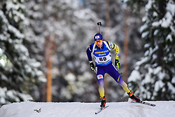 March 9, 2019 - –Stersund, Sweden - 190309 Rusland Tkalenko of Ukraine competes in the Men's 10 KM sprint during the IBU World Championships Biathlon on March 9, 2019 in Östersund..Photo: Petter Arvidson / BILDBYRÃ…N / kod PA / 92252 (Credit Image: © Petter Arvidson/Bildbyran via ZUMA Press)