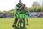 Forest Green Rovers v Dagenham and Redbridge 070517