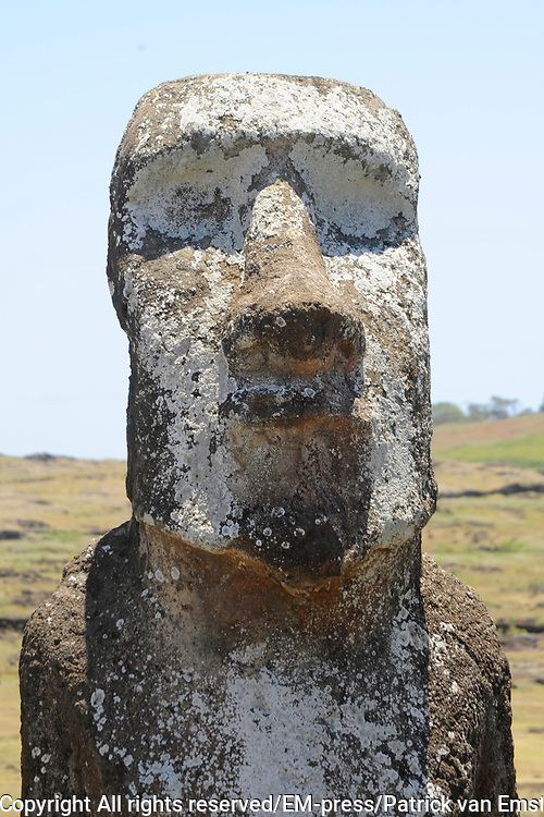 Easter Island (Rapa Nui: Rapa Nui, Spanish: Isla de Pascua) is a Polynesian island in the southeastern Pacific Ocean, at the southeasternmost point of the Polynesian triangle. A special territory of Chile that was annexed in 1888, Easter Island is famous for its 887 extant monumental statues, called moai, created by the early Rapanui people.<br />
