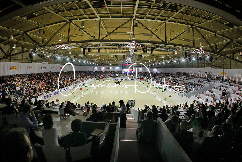 Overview<br /> FEI World Cup Dressage Final - 's Hertogenbosch 2010<br /> &copy; Dirk Caremans