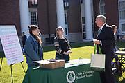 Sustainability, President Duane Nellis, Inauguration Week, Board of Trustees