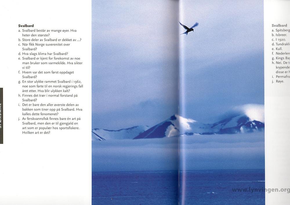 Villmarksquiz av Lars Monsen og Pål Espen Kilstad