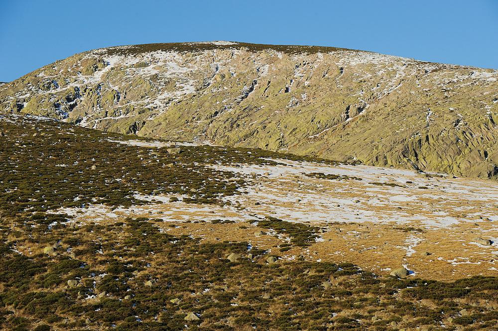 Gredos mountains, Spain