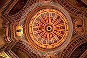 Pennsylvania Capitol Dome Rotunda, Harrisburg, PA