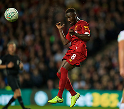MILTON KEYNES, ENGLAND - Wednesday, September 25, 2019: Liverpool's Naby Keita during the Football League Cup 3rd Round match between MK Dons FC and Liverpool FC at Stadium MK. (Pic by David Rawcliffe/Propaganda)