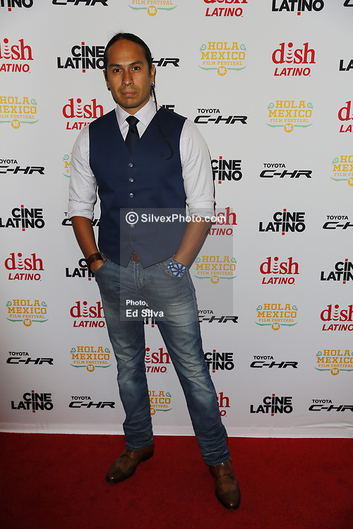 LOS ANGELES, CA - JUNE 7 Horacio Garcia attends the 9th Annual Hola Mexico Film Festival Opening Night at the Regal LA LIVE in downtown Los Angeles, on June 7, 2017 in Los Angeles, California. Byline, credit, TV usage, web usage or linkback must read SILVEXPHOTO.COM. Failure to byline correctly will incur double the agreed fee. Tel: +1 714 504 6870.