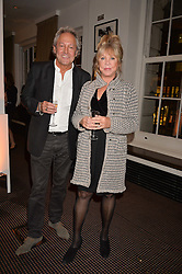 Rod & Pattie Weston at the Debrett's 500 Party recognising Britain's 500 most influential people, held at BAFTA, 195 Piccadilly, London England. 23 January 2017.<br /> No UK magazines - contact www.silverhubmedia.com