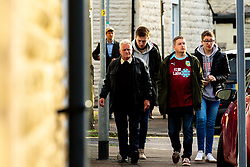 Burnley fans arrive at Turf Moor for the Europa League Play-off Second Leg against Olympiakos - Mandatory by-line: Robbie Stephenson/JMP - 30/08/2018 - FOOTBALL - Turf Moor - Burnley, England - Burnley v Olympiakos - UEFA Europa League Play-offs second leg